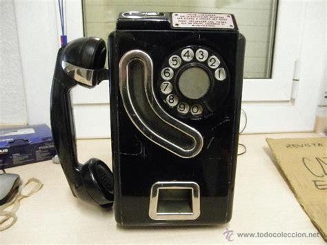 telefono cabina telefonica antiguo telefono de cabina telefonica espa 241 a a 241 comprar