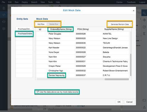 layout editor in sap web ide odata mock data editor in sap web ide sap blogs