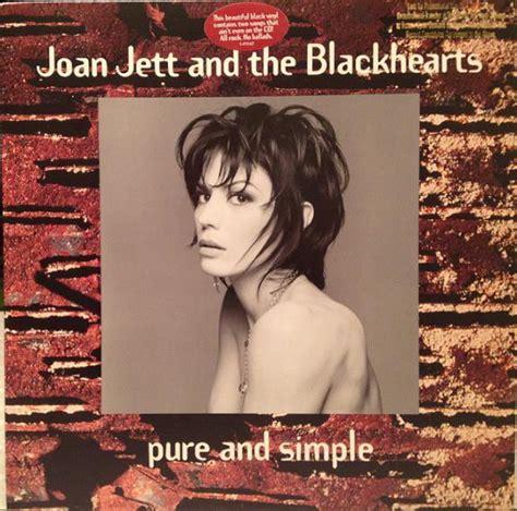 Kaset Joan Jett The Blackhearts And Simple joan jett and the blackhearts and simple vinyl