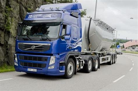 volvo trucks europe volvo trucks europe lacks lng infrastructure lng