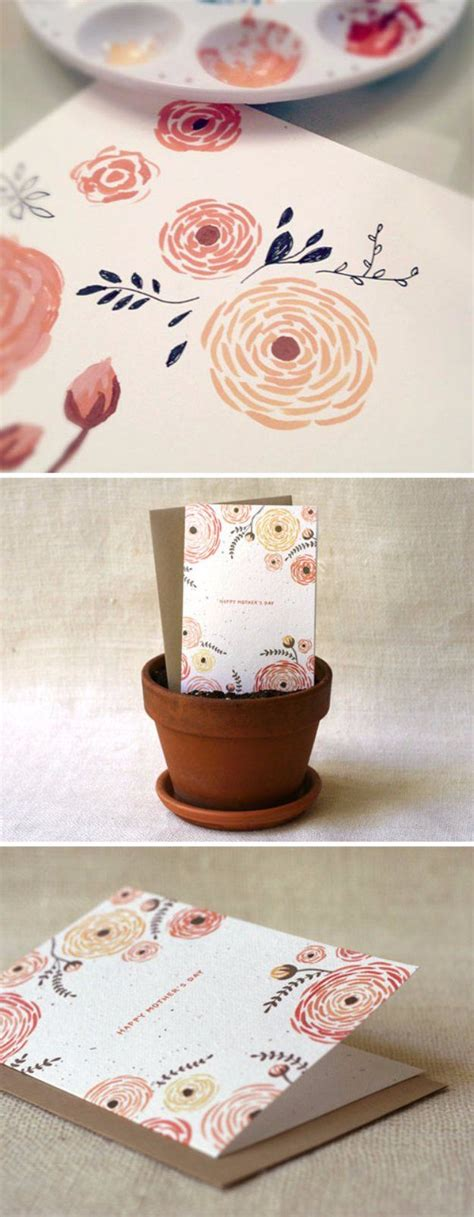 handmade mothers day cards step by step 1000 mothers day ideas on pinterest mother s day gifts