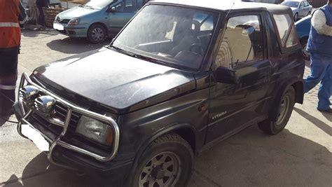 1988 Suzuki Vitara Suzuki Vitara 1988 1997 Vin Location Where Is