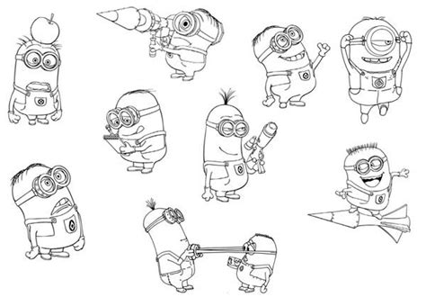 minions printable activity sheets clash of clans minion coloring pages coloring pages