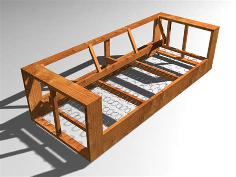 couch frames sofa frame construction crowdbuild for