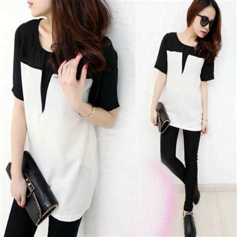 Baju Atasan Pendek Wanita baju atasan blouse pendek wanita terbaru murah