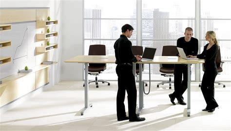 Standing Meeting Table Livello Tables Gallery