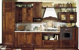Wooden Kitchen Furniture Ideas For Country Style Kitchen Cabinets Desig 21354