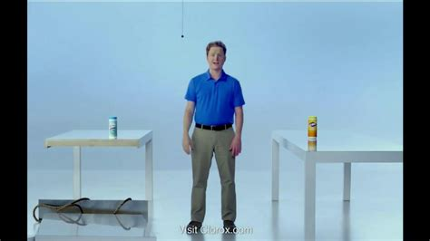 clorox commercial actress clorox disinfecting wipes tv commercial twice the