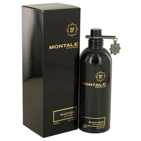 Eau Mba by Montale Black Aoud By Montale Eau De Parfum Spray Unisex