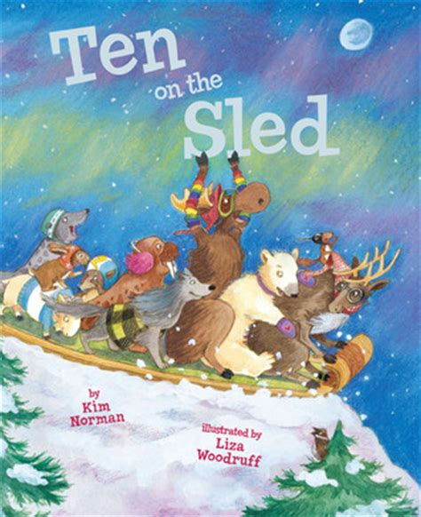 ten books ten on the sled by norman reviews discussion