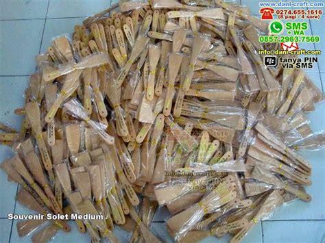 2pcs Solet Spatula Plastik Besar solet kayu berlubang medium souvenir pernikahan