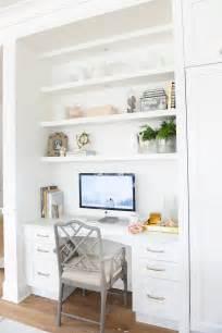 best 25 shelves above desk ideas on