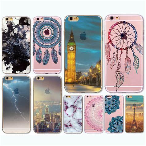Line Silikon Soft Iphone 5 5s Se 6 6s 6 6s amazing landscape soft tpu phone cases for apple iphone5