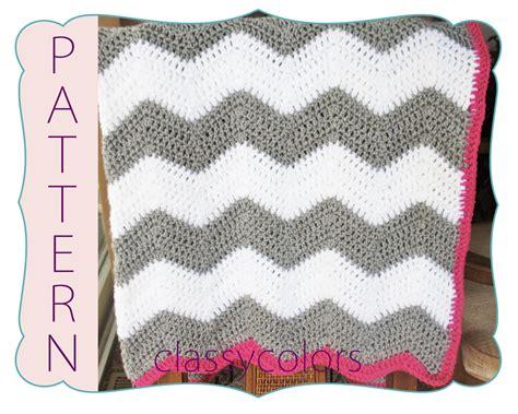 chevron baby blanket free crochet pattern from red heart chevron crochet baby blanket pattern my crochet