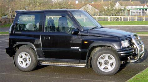 Suzuki Vitara 1997 1997 Suzuki Vitara Partsopen