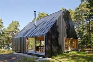 sheet metal homes modern metal clad house husar 246 is nestled high on a