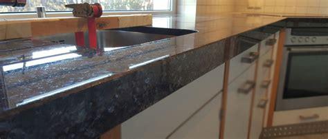 Küchen Mit Granit Arbeitsplatten by Stein Arbeitsplatte K 252 Che