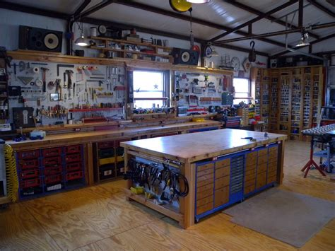 how to build a garage workshop build that garage workshop you always wanted garageworks