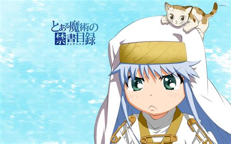 Komik To Aru Majutsu A Certain Magical Index Vol 3 angelene toaru majutsu no index wallpaper anime wallpapers 33971