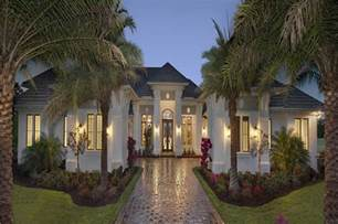florida style house plan bedrm home san jacinto plans and more