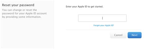 apple reset password major security hole compromises your apple id enable two
