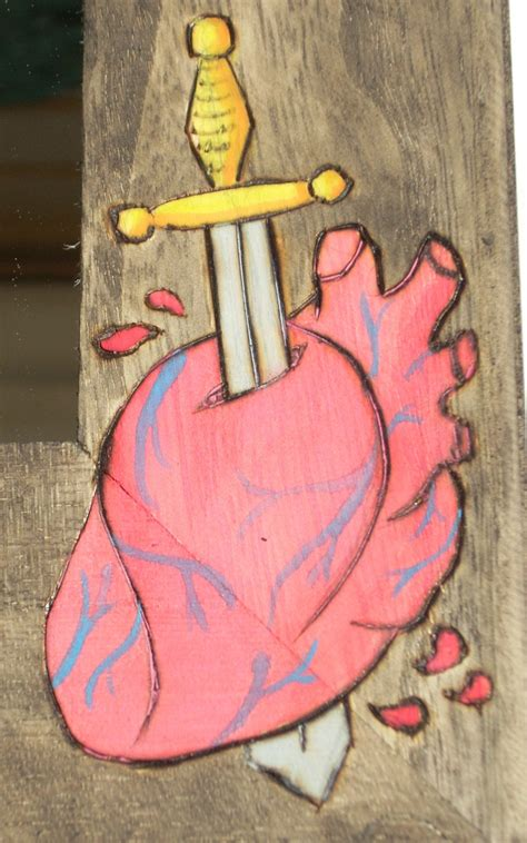 snow white haunted mirror  wall mirror drawing