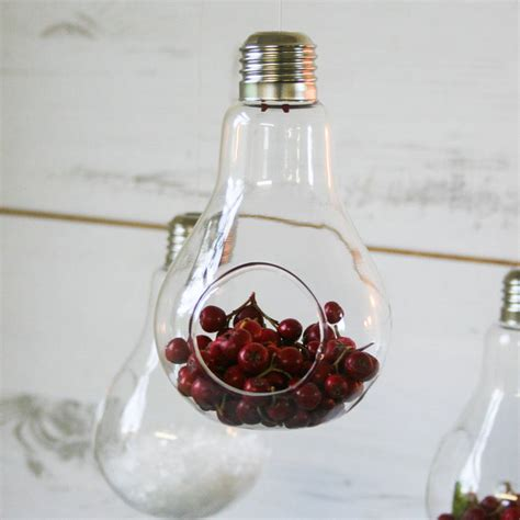 lightbulb vase by bonnie and bell notonthehighstreet
