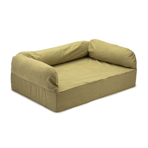 memory foam sofa snoozer luxury dog sofa with memory foam pet couch