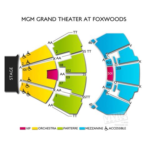 Similiar MGM Grand Foxwoods Seating Plan Keywords