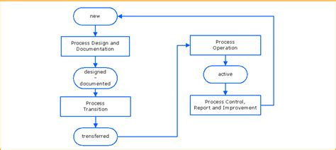 sle process improvement plan template escalation flowchart flowchart in word