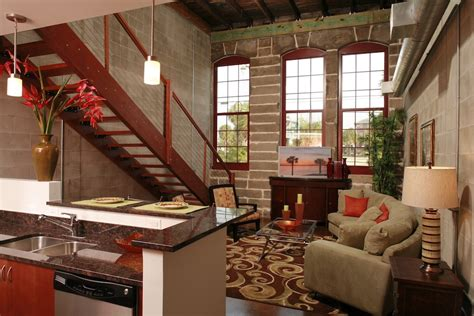Tampa loft rental   Box Factory Loft