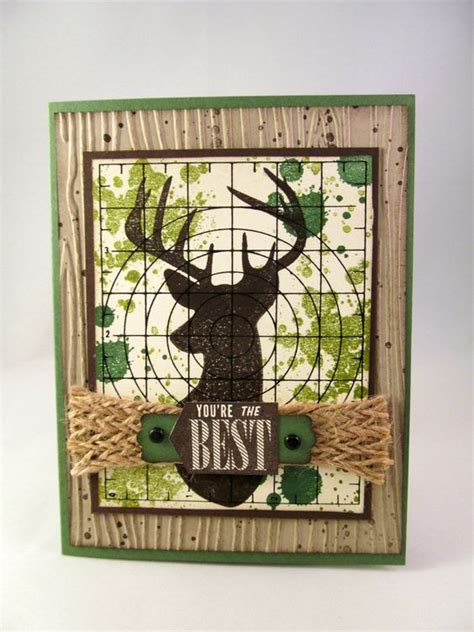 Etsy Gift Card Target - hand sted masculine cards and deer on pinterest