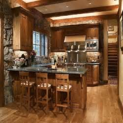 rustic kitchens ideas best 25 small rustic house ideas on