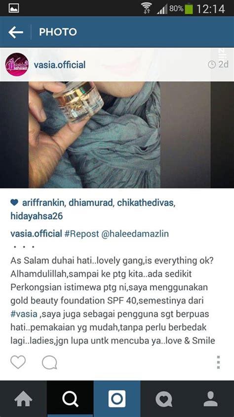 gold beauty foundation vasia pek   beauty kiosk
