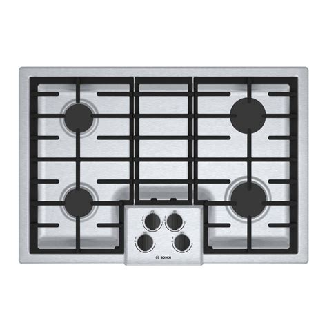 cooktop downdraft kitchenaid 36 in gas downdraft cooktop in stainless steel