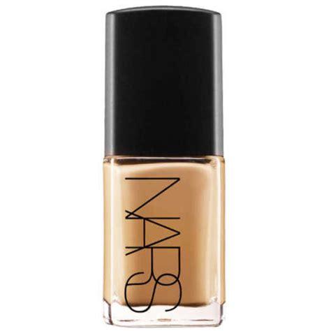 Makeup Nars nars cosmetics sheer glow foundation various shades