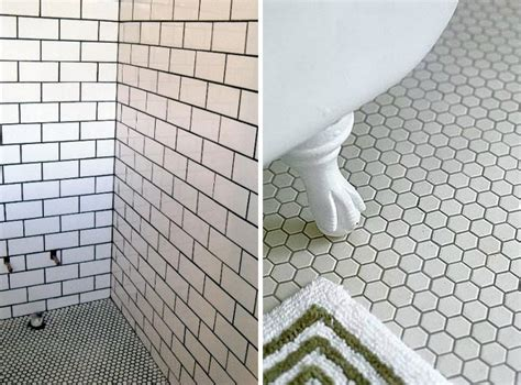 schwarze fugen peonies brass tile files is grout here to stay