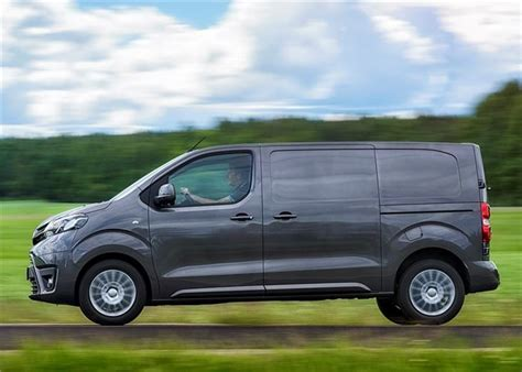 Toyota Proace Toyota Proace 2016 Review Honest