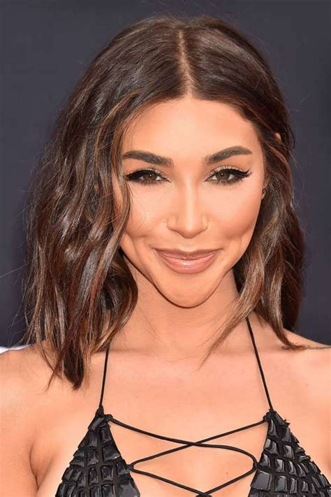 chantel jeffries hairstyles hair colors steal  style