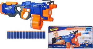 amazon nice deal nerf strike elite hyperfire blaster savings simply