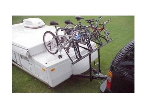 Tent Trailer Bike Rack by Rv Bike Racks What Are Your Options Sam Cing