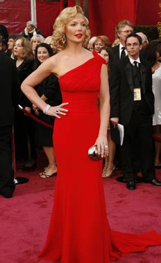 Katherine Heigls Jimmy Choo Purse by 80th Annual Academy Awards The Carpet