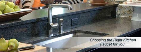 how to choose kitchen faucet choosing a kitchen faucet j keats