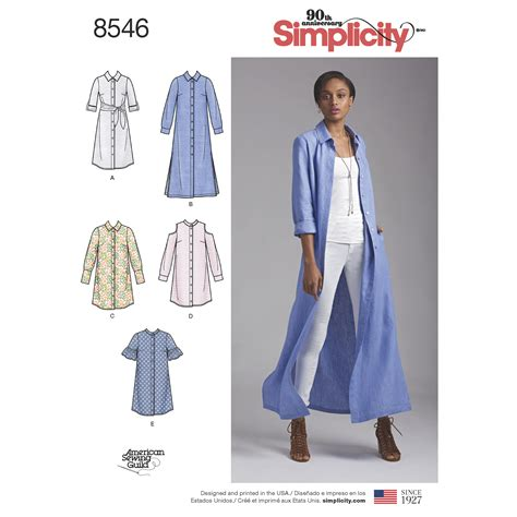 sewing pattern review blog simplicity simplicity pattern 8546 misses and miss petite