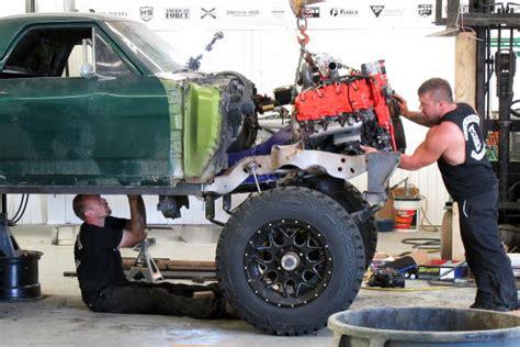diesel brothers el camino diesel brothers discovery