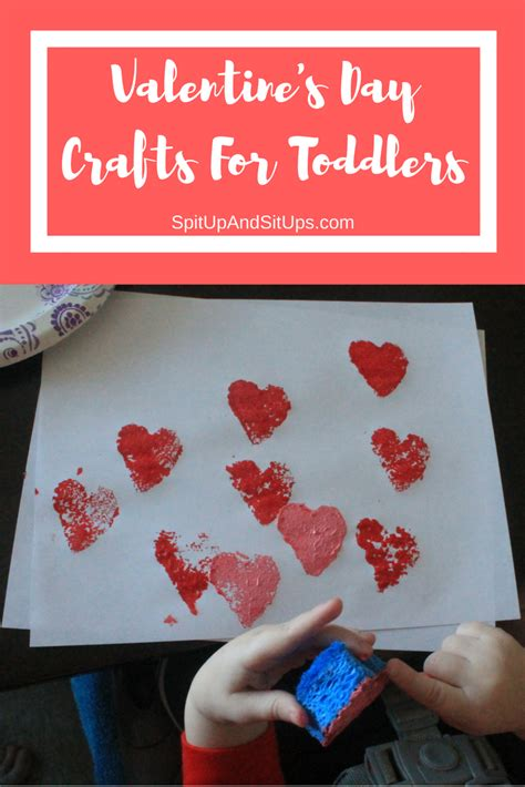 valentines ideas for toddlers easy s day crafts for toddlers spit up and sit ups