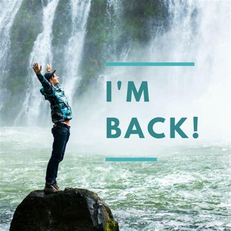 I M Back i m back vihippiechick