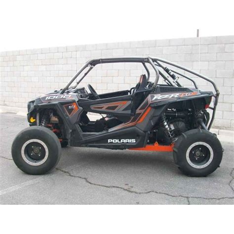 polaris 2 seat side by side polaris rzr xp1000 radius roll cage 2 seat