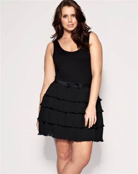 vestidos casuales de da para gorditas vestidos casuales y de fiesta para gorditas 2012