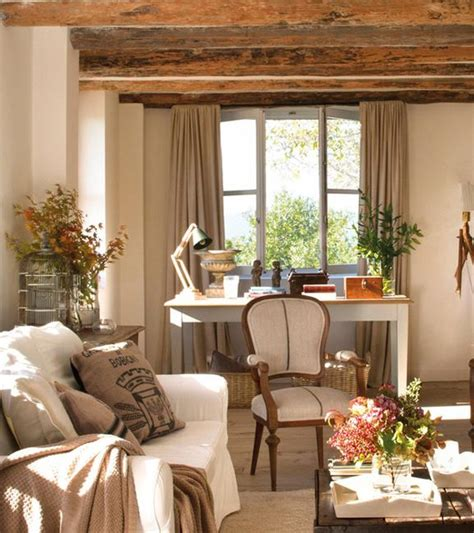 country home interiors interior redesign giving and fresh look to